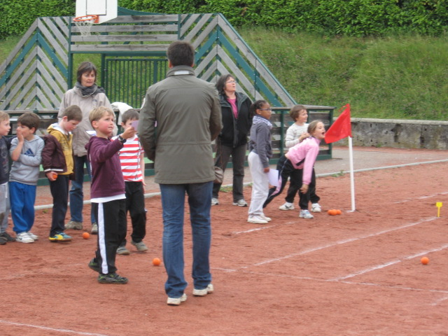 Rencontres athletisme maternelle